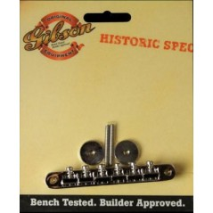 GIBSON Chevalet ABR1 HISTORIC TUNE O MATIC PBBR-059 Nickel