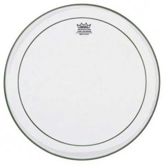 """REMO PS-1318-00 Pinstripe 18"""" Clear Peau grosse caisse"""