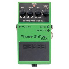 BOSS PH3 Phase Shifter Effet guitare